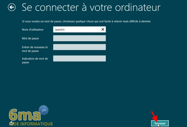 Comment installer Windows 8 Release Preview (beta) ? image 14