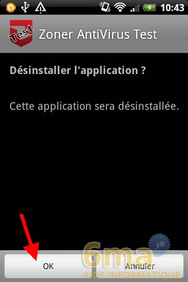Protéger son mobile Android avec Avast Mobile Security image 5