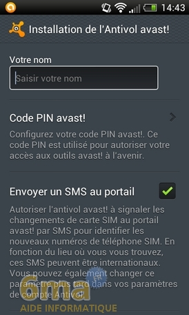 Protéger son mobile Android avec Avast Mobile Security image 18
