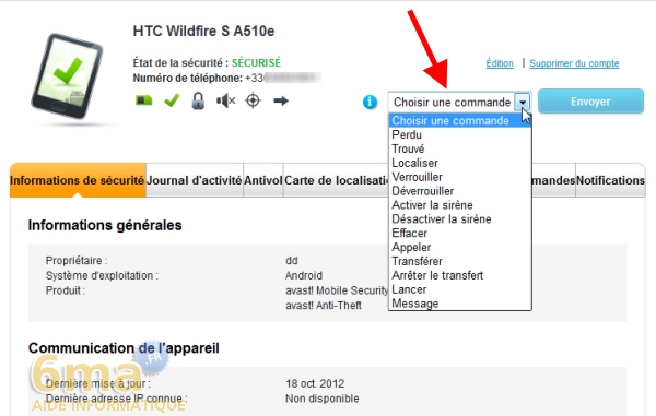 Protéger son mobile Android avec Avast Mobile Security image 25