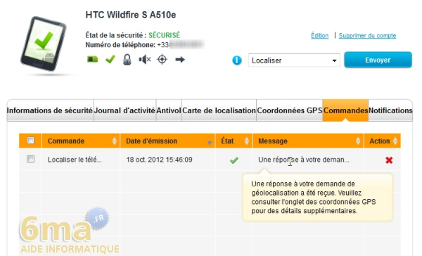 Protéger son mobile Android avec Avast Mobile Security image 27