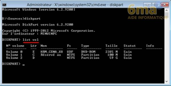 Comment installer Windows 8 sur un VHD en dual boot avec Windows 7 ? image 10