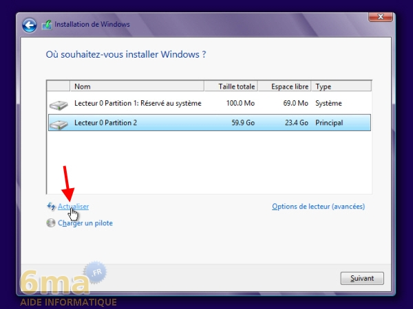 Comment installer Windows 8 sur un VHD en dual boot avec Windows 7 ? image 13
