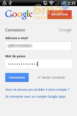 Sauvegarder automatiquement ses SMS d'Android vers Gmail avec SMS Backup + image 3