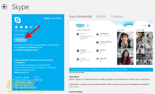 Comment installer une application sous Windows 8 ? image 4