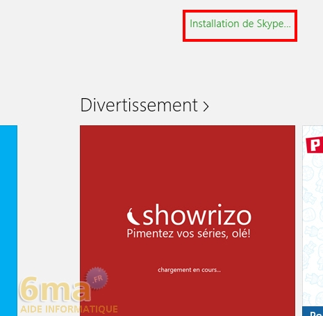 Comment installer une application sous Windows 8 ? image 5