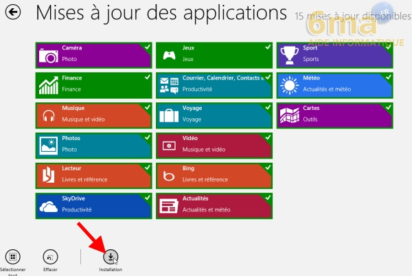 Comment installer une application sous Windows 8 ? image 12