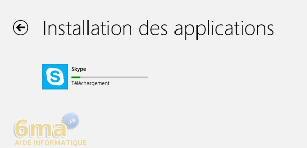 Comment installer une application sous Windows 8 ? image 6